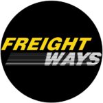 Freightways Home pagina Warehouse management system