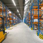Freightways European distribution services