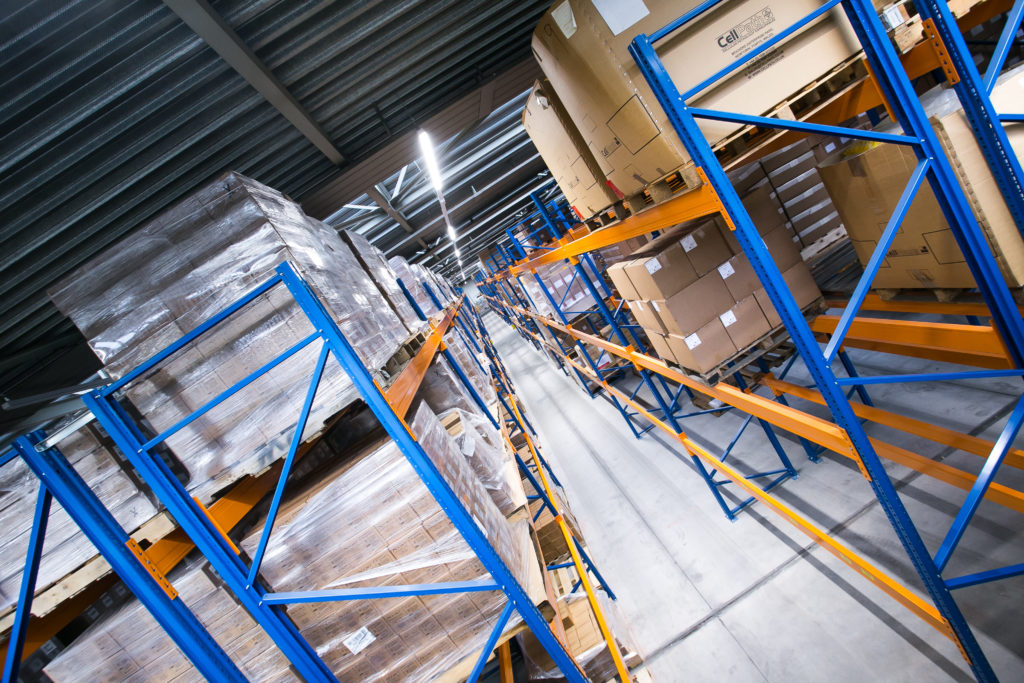 European Distribution Warehouse